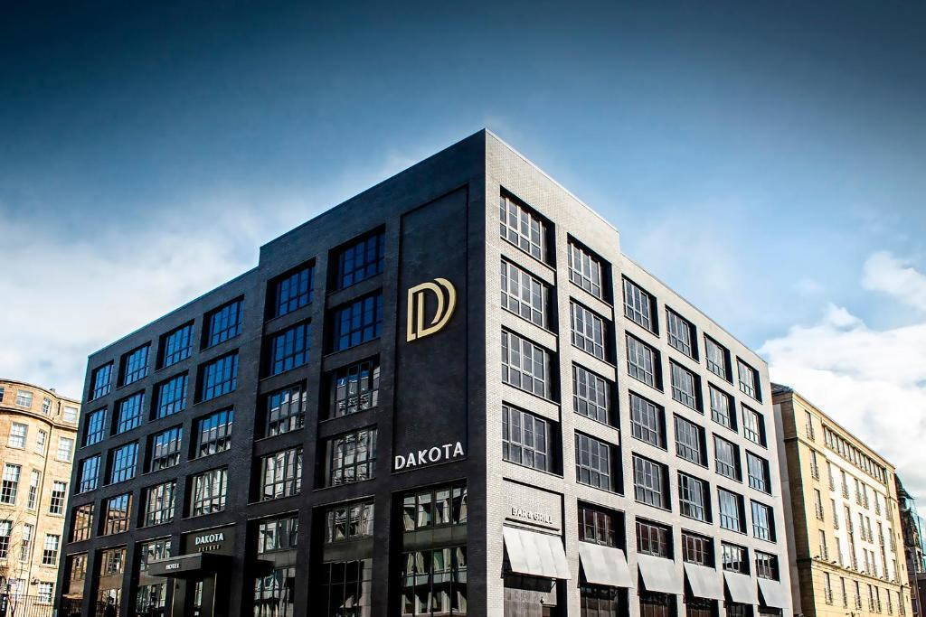 Dakota Deluxe Glasgow - Laterooms