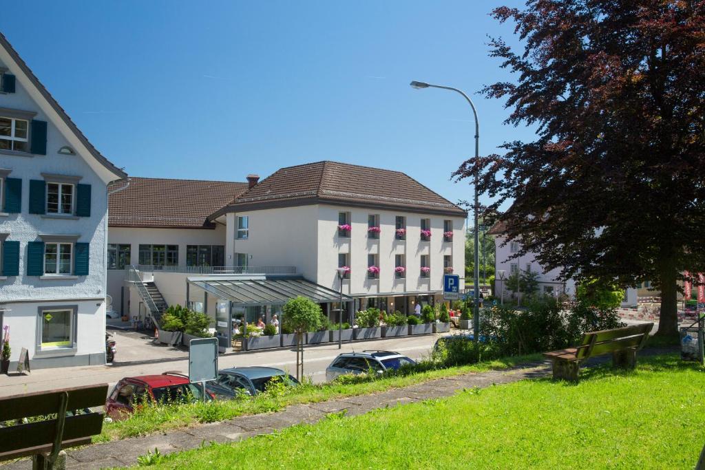Hotel Hecht Rheineck, Switzerland