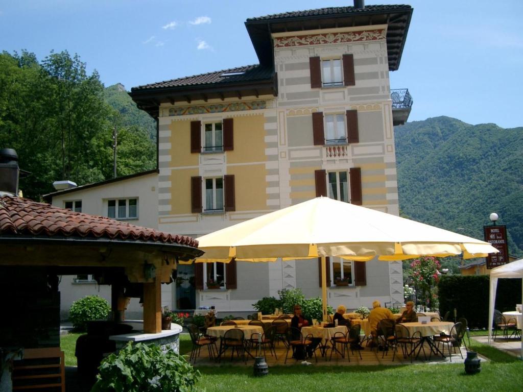 Locanda Villa d' Epoca Aurigeno, Switzerland