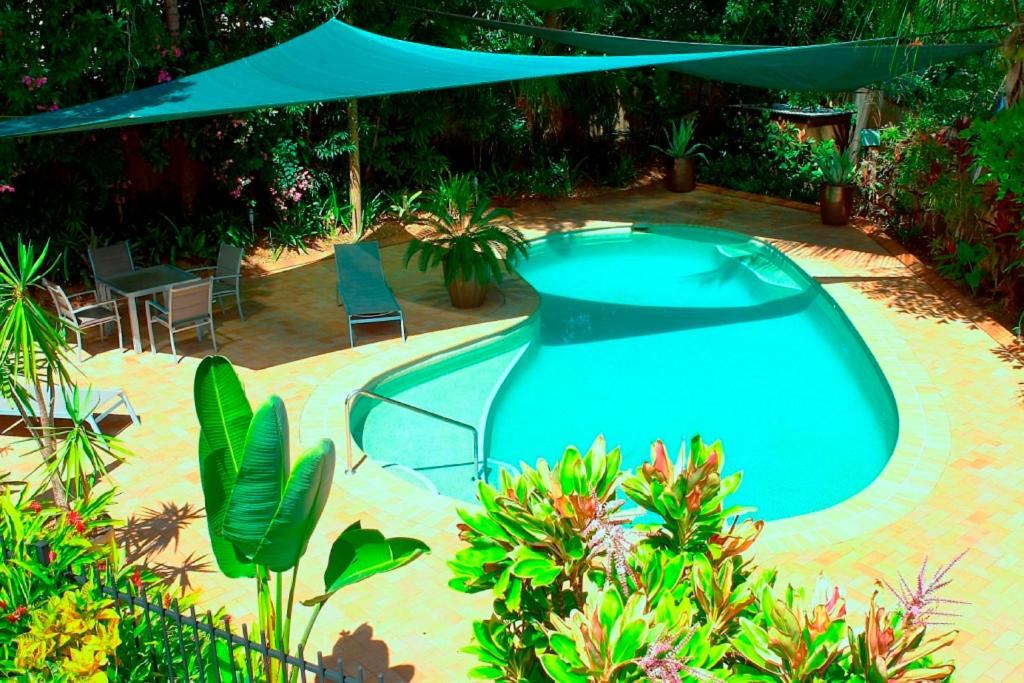 The swimming pool at or near Aquatica - Luxe Holiday Home