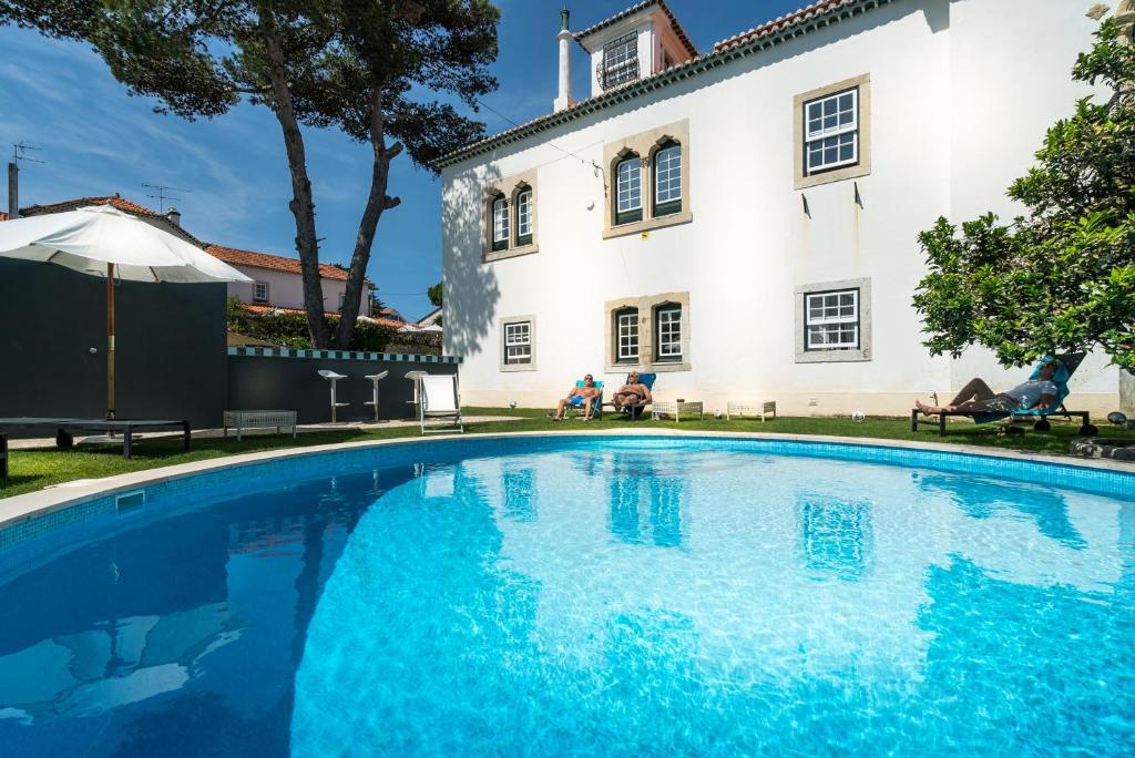 The swimming pool at or near Villa Vasco da Gama
