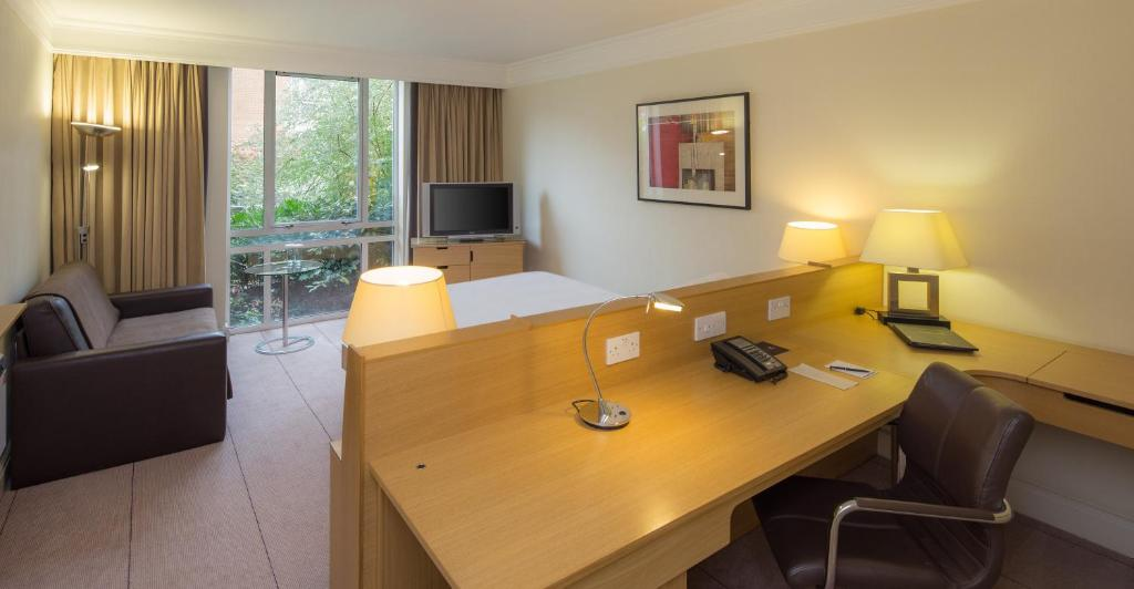 Hilton Leicester hotel - Laterooms