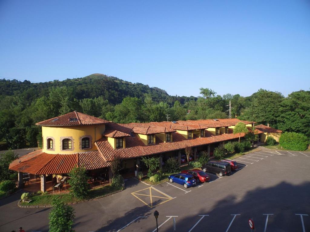 Hotel El Bricial Soto de Cangas, Spain