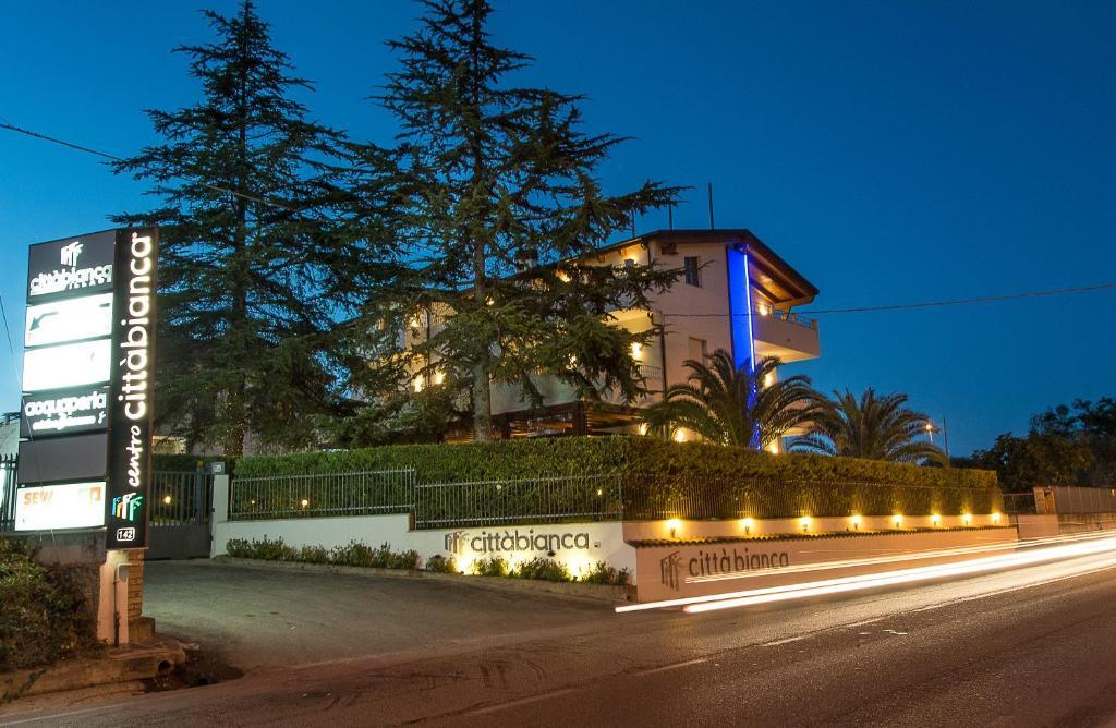 Boutique Hotel e Spa Citta Bianca Pescara, Italy