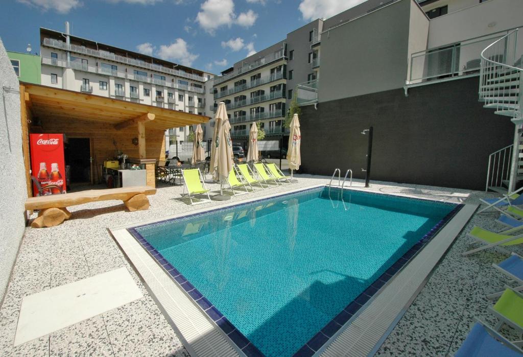 eFi Hotel Brno, Czech Republic