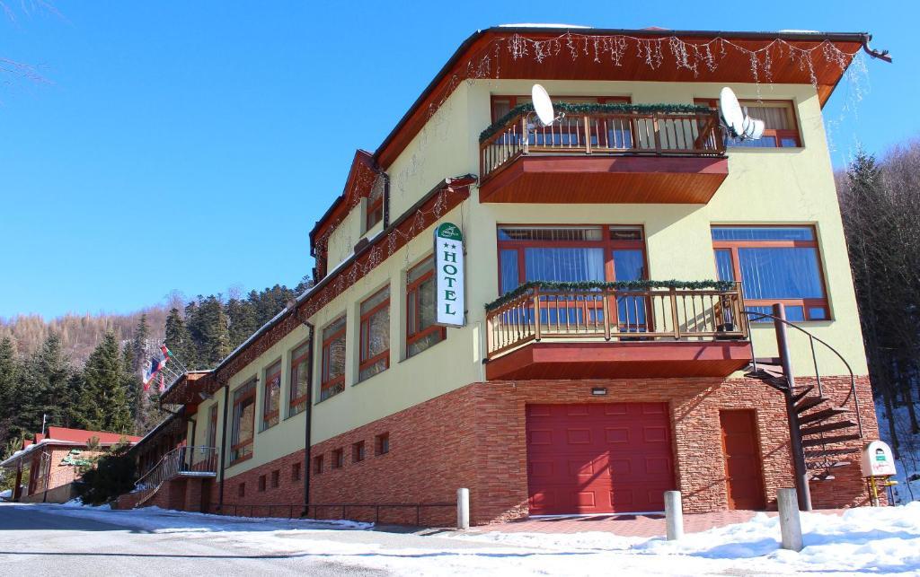 Hotel Somka Drienica, Slovakia