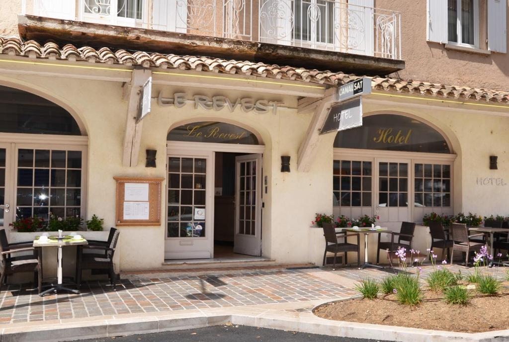 Hotel Le Revest Sainte-Maxime, France