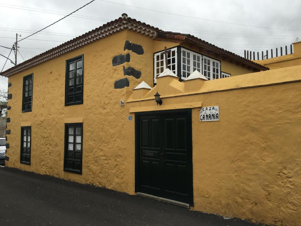 Fachada o entrada de Casa La Gañanía