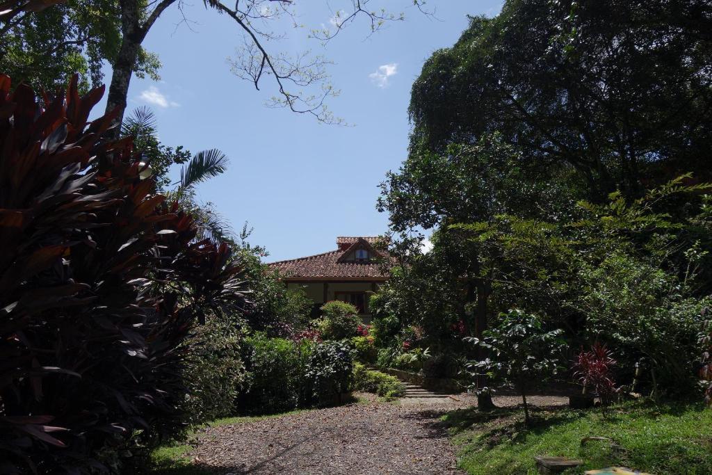 Сад в El Romeron Casa de Campo