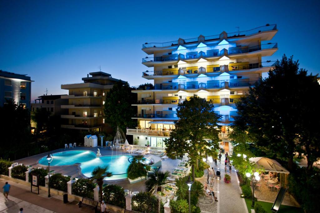Hotel Miranda Bellaria-Igea Marina, Italy