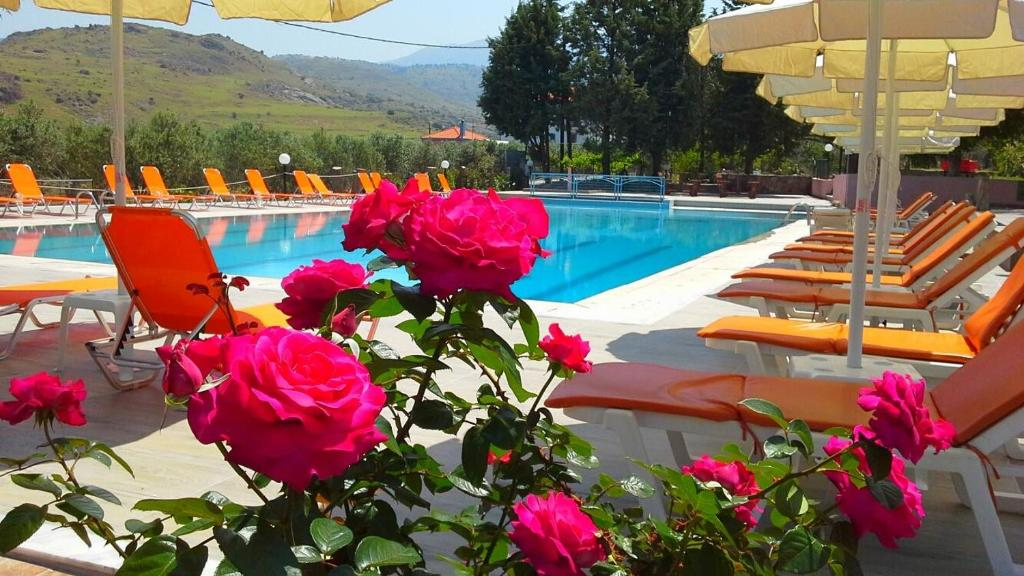 Hotel Marilena Mithimna, Greece
