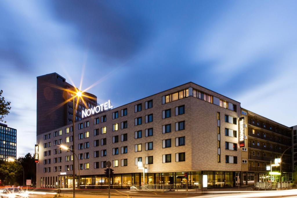 Novotel Hamburg City Alster - Laterooms