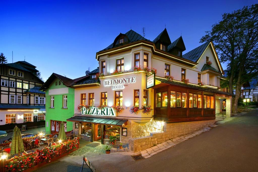 Hotel pizzeria Belmonte Spindleruv Mlyn, Czech Republic