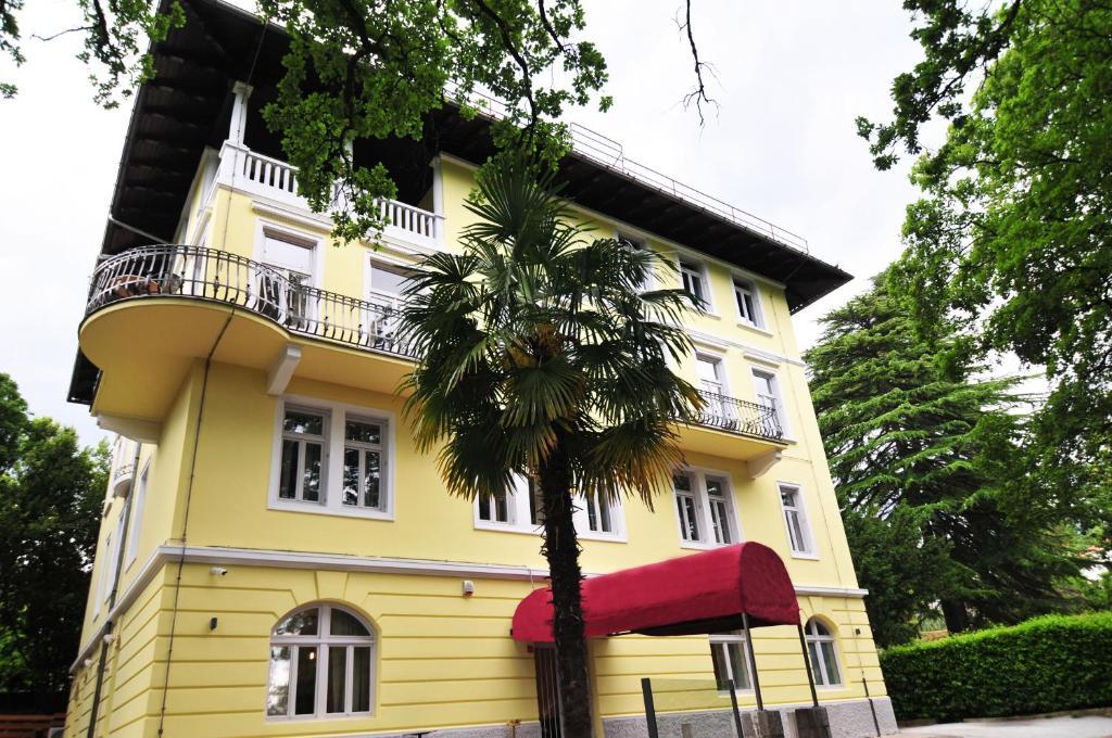 Hotel Villa Laurel Lovran, Croatia