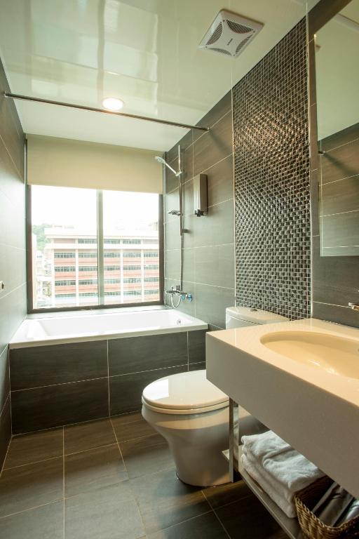 精緻雙人房-設浴缸的相片(第 8 張)