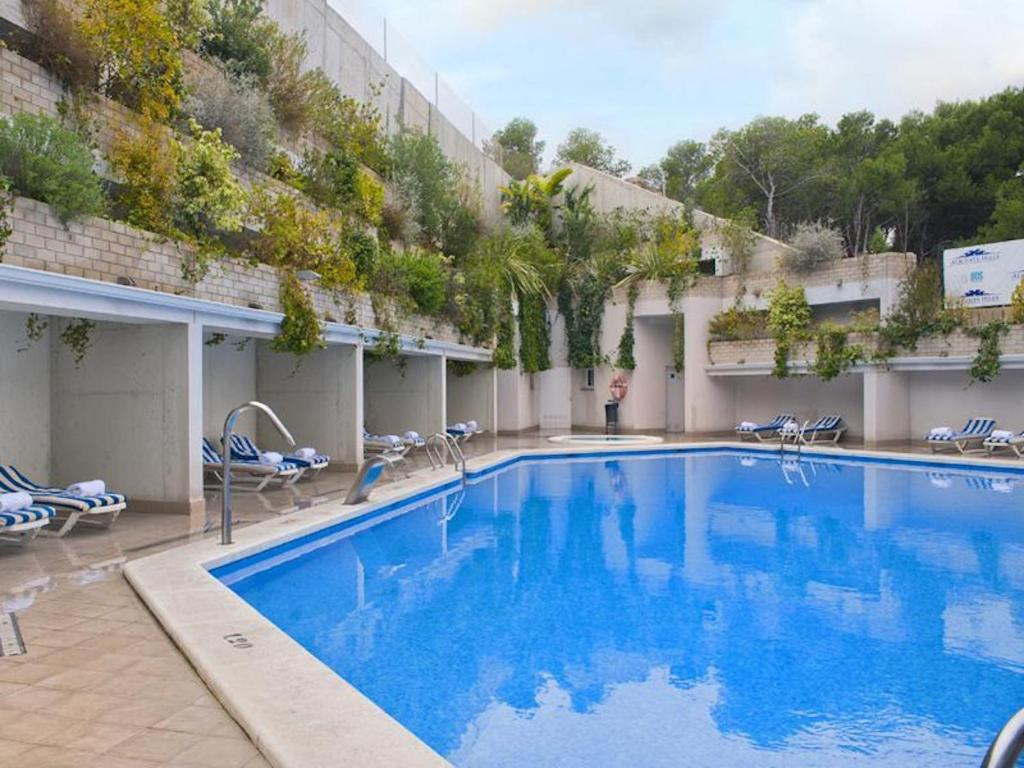 The swimming pool at or near Dream Away Alicante