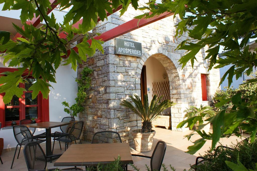 Aposperides Hotel Livadi, Greece