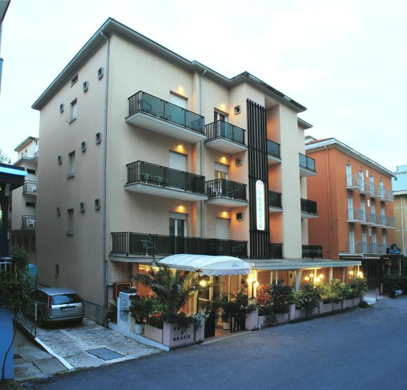 Hotel Tre Grazie Rimini, Italy