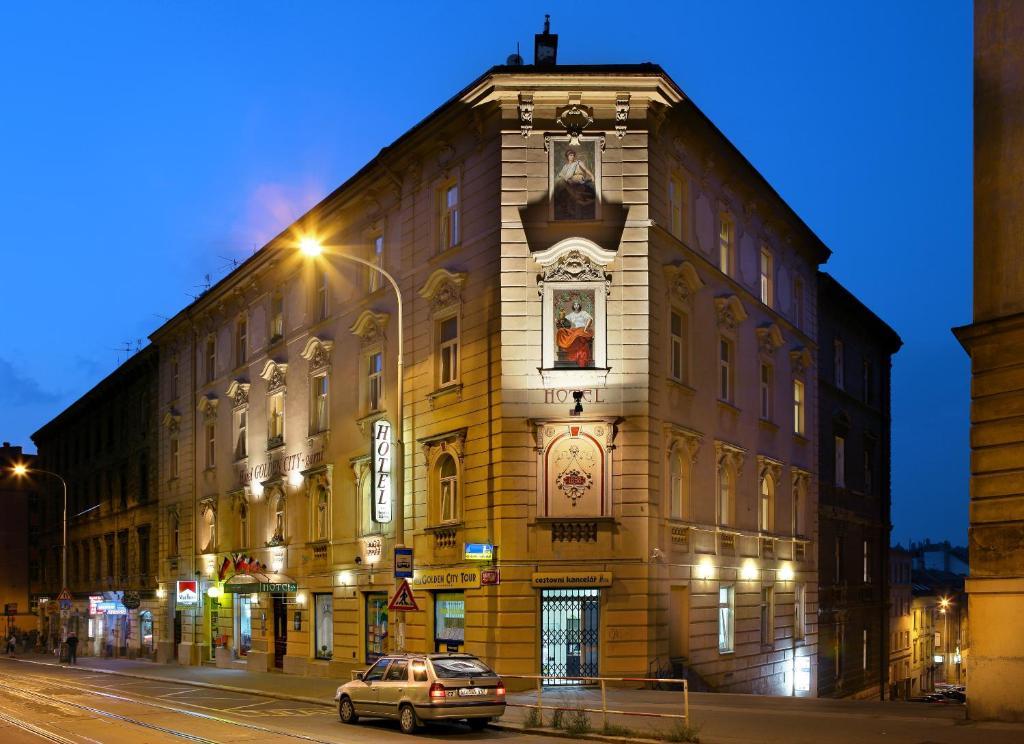 Hotel Golden City Garni Prague, Czech Republic