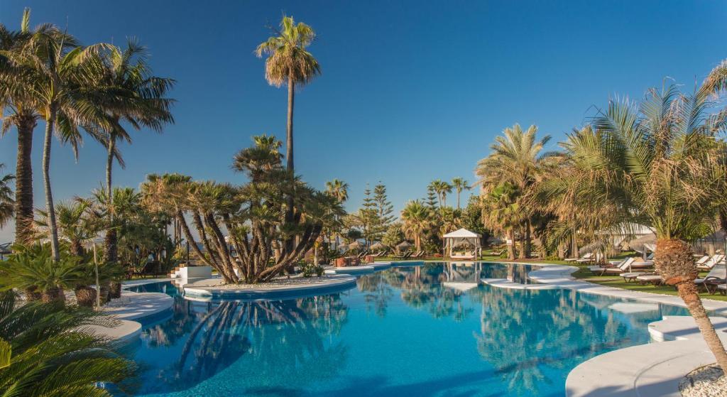 Poolen vid eller i närheten av Kempinski Hotel Bahía Beach Resort & Spa