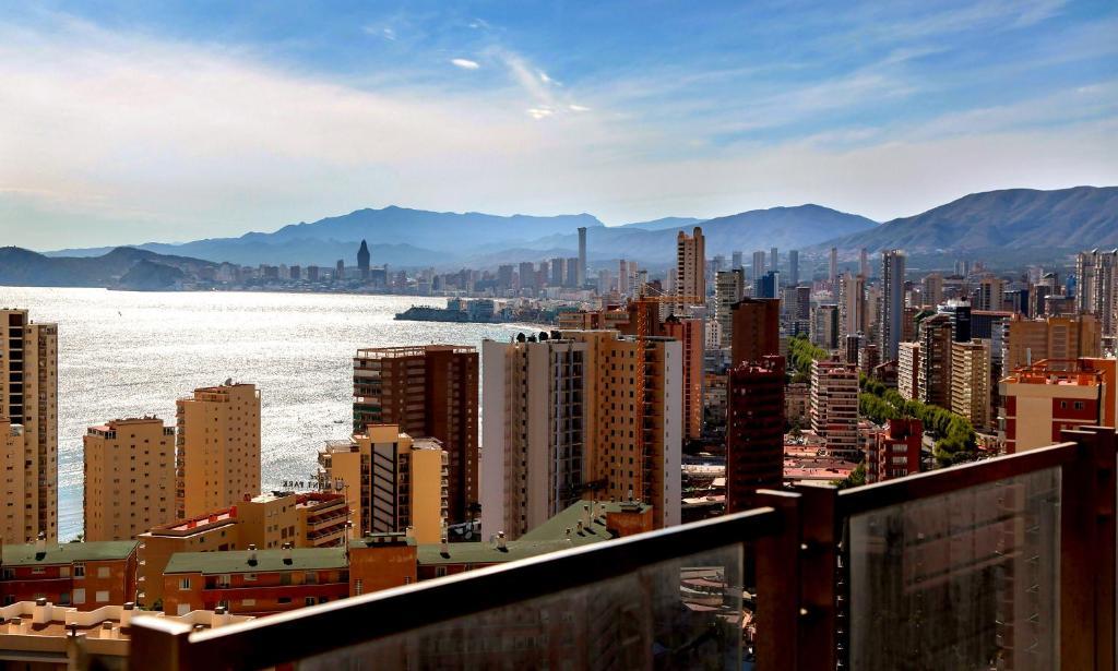 Un balcón o terraza de MuchoSol