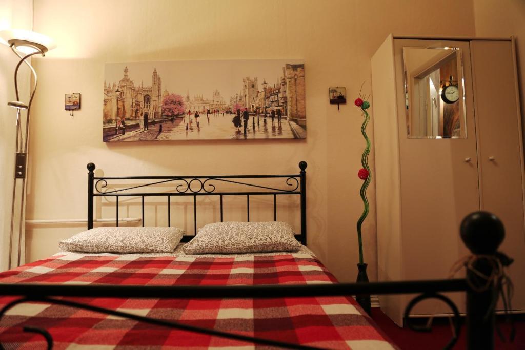 A room at Loft Hostel Minsk