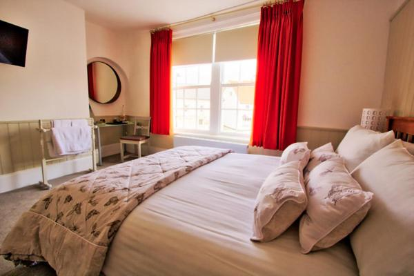 A room at The Palmerston Rooms