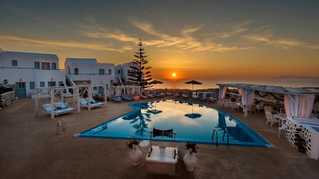Πισίνα στο ή κοντά στο Dream Island Hotel