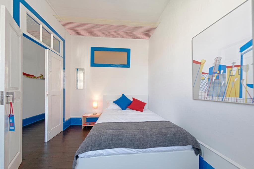 A room at Ponto de Abrigo