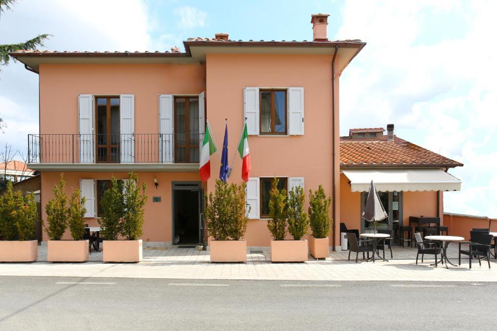 Hotel Il Monte - Laterooms