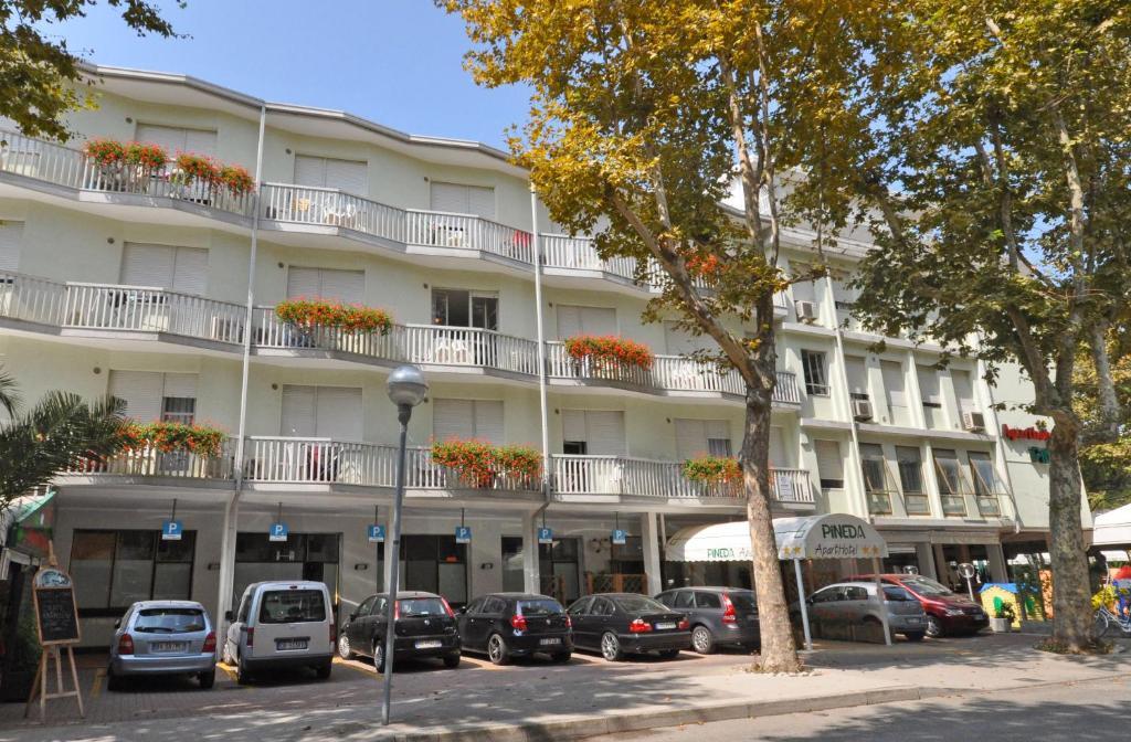 Aparthotel Pineda Bibione, Italy