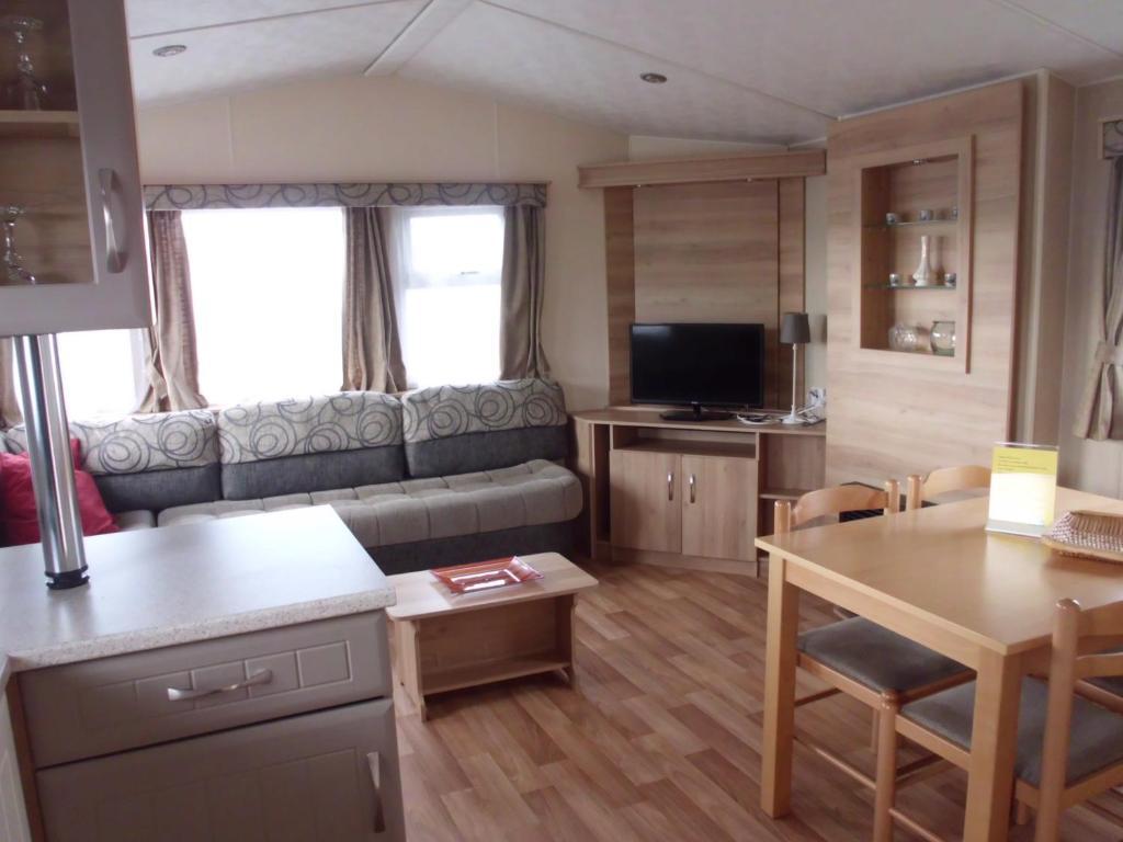 Lounge oder Bar in der Unterkunft Camping Ter Hoeve