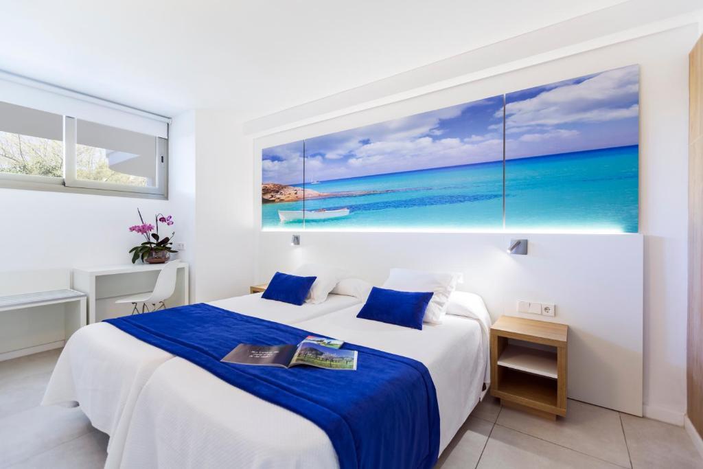A room at Playas Ca's Saboners