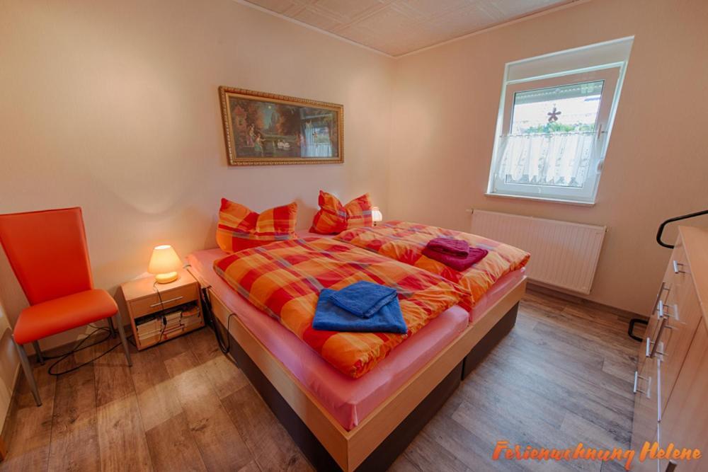 Ein Zimmer in der Unterkunft Helene