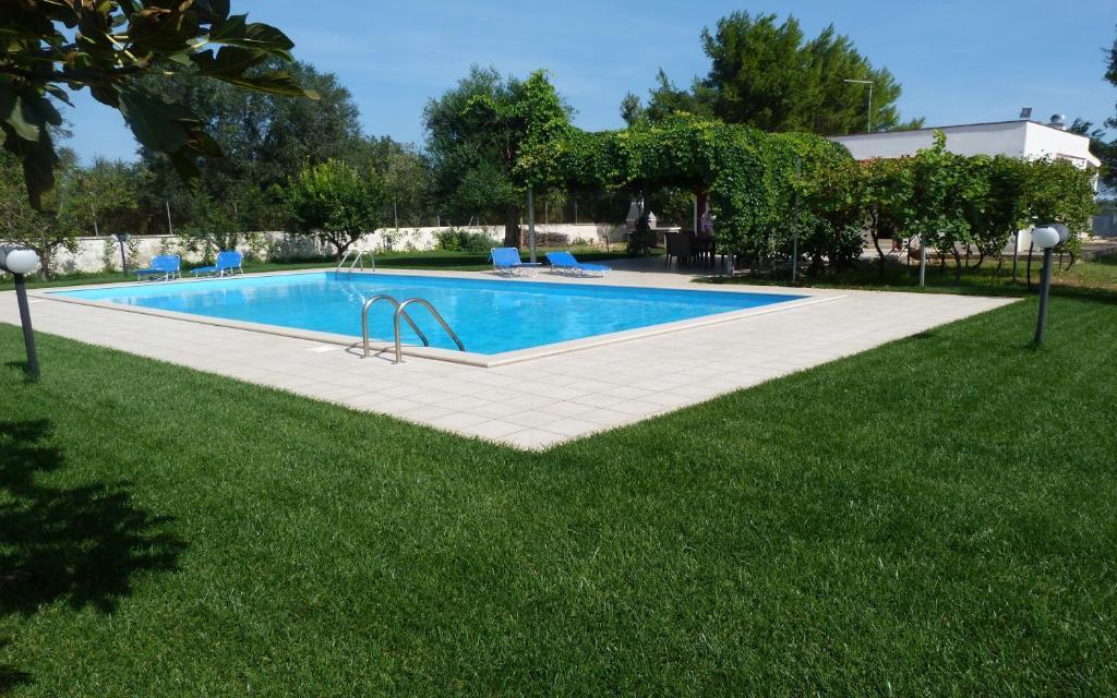 Piscina di Villa San Giacomo o nelle vicinanze