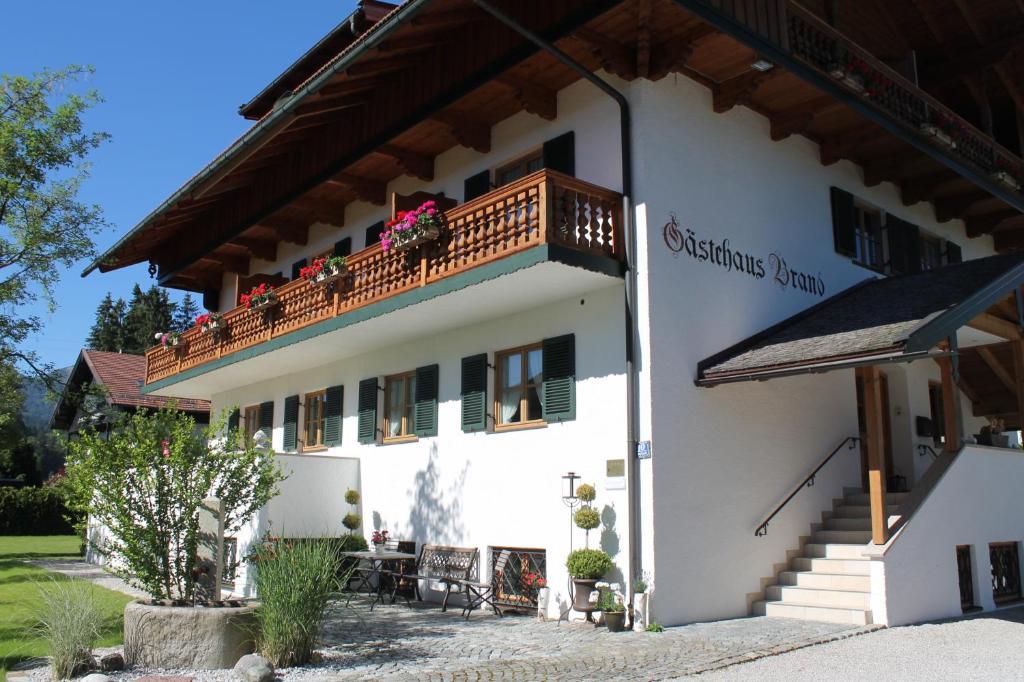 Hotel Garni Gastehaus Brand Bad Wiessee, Germany
