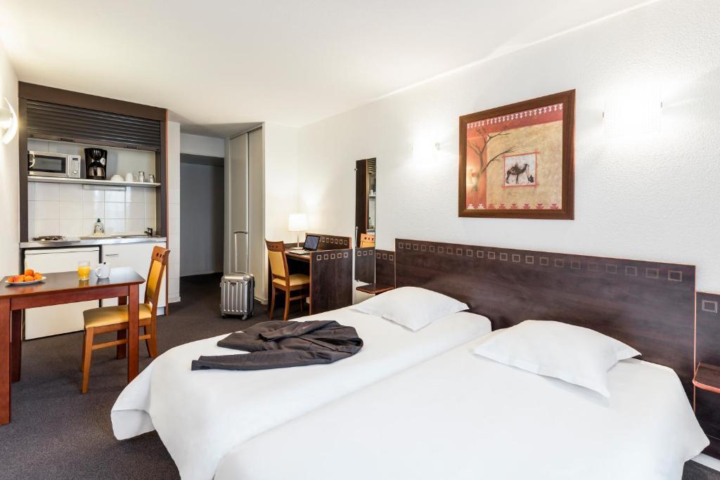 Aparthotel Adagio Access Toulouse Jolimont - Laterooms