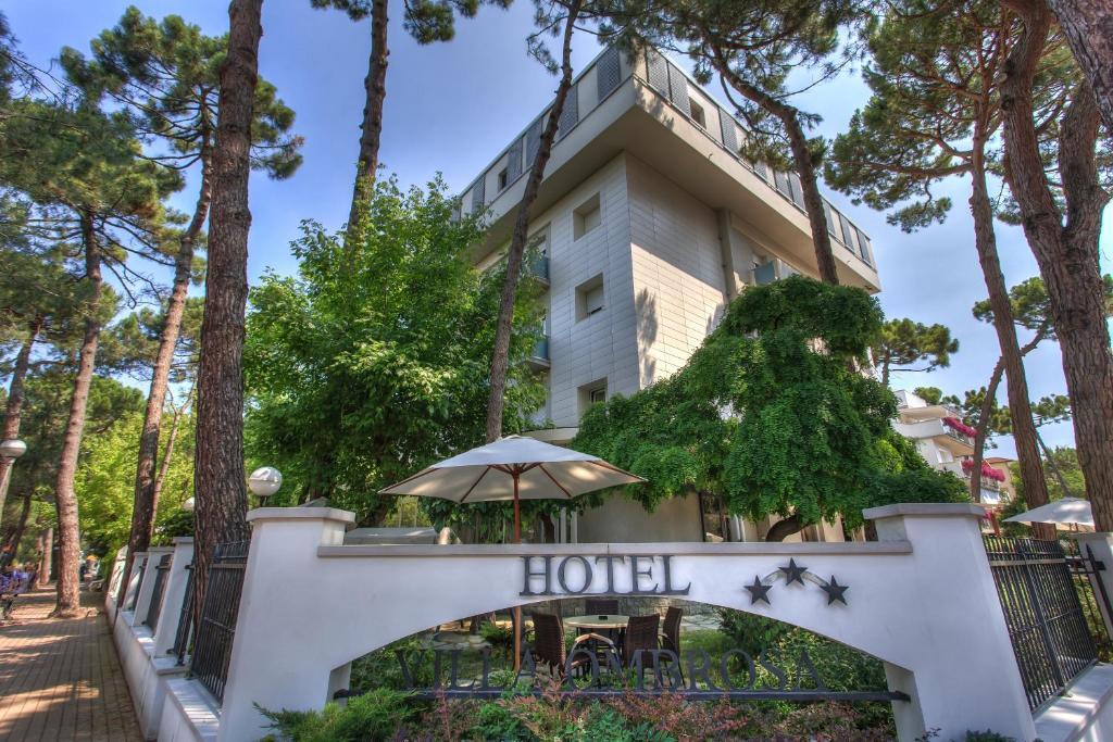 Hotel Villa Ombrosa Milano Marittima, Italy