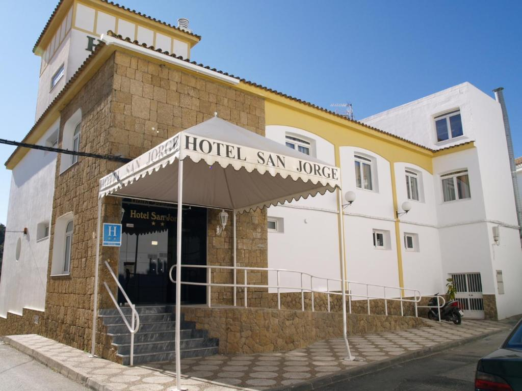Hotel San Jorge Alcala de los Gazules, Spain