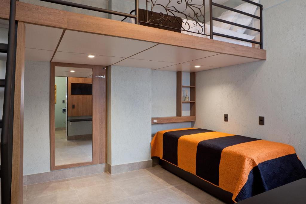 Um quarto em LOFT LAPA Baldô