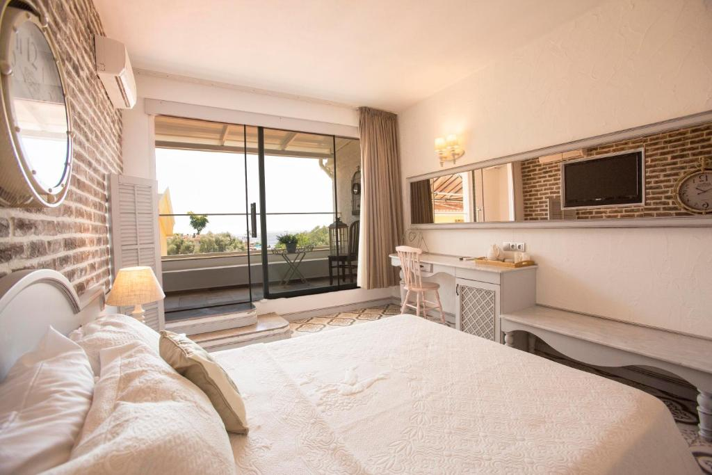 A room at S3 Hotels Orange