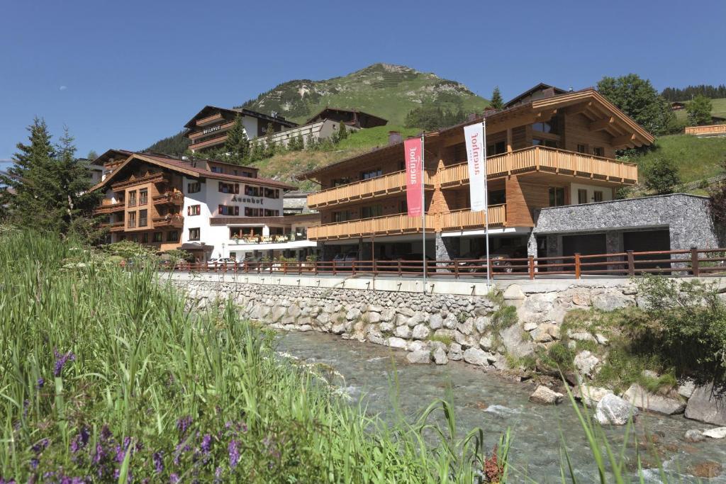Hotel Auenhof Lech am Arlberg, Austria