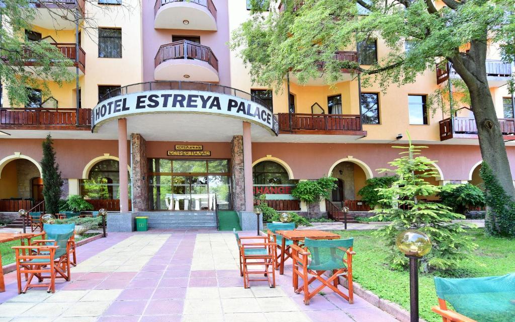 Hotel Estreya Palace St. St. Constantine and Helena, Bulgaria