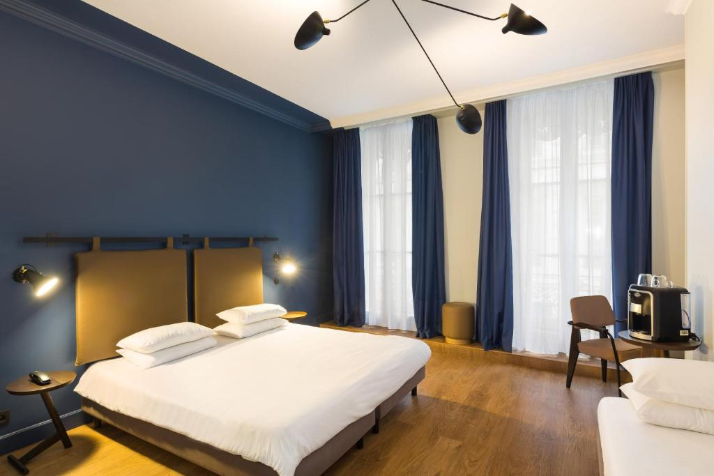 Hotel Silky by HappyCulture Lyon, France