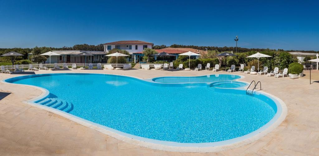 The swimming pool at or near Hotel Gran Torre