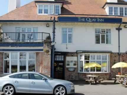 Quay Inn - Laterooms