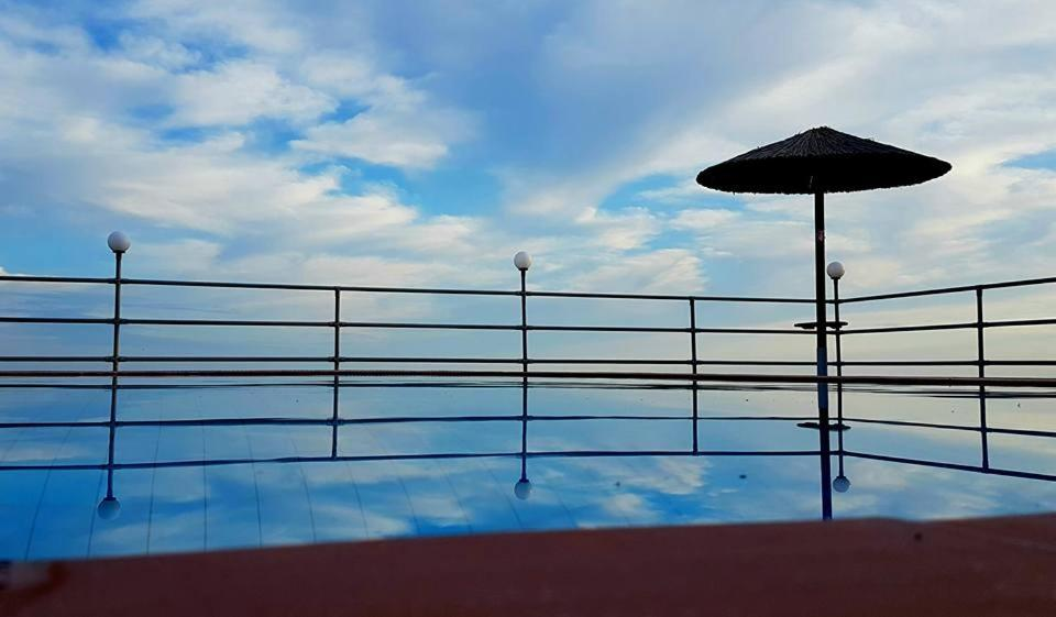 Balcone o terrazza di Asteras Studios