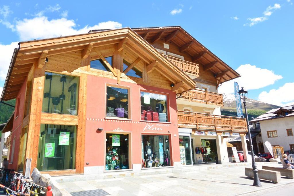Hotel Garni al Plan Livigno, Italy