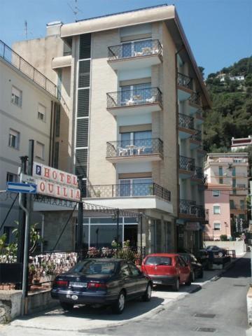 Hotel Aquilia - Laterooms