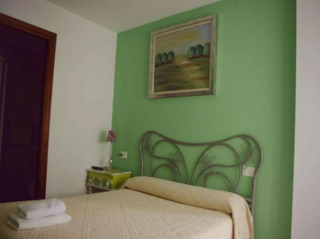 A room at Pension Casa Curro